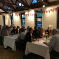 A Formal dinner at Wycliffe Hall