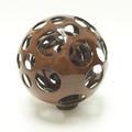 David Clifton art - Three in one earthenware ceramic sculpture