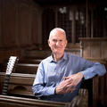 David Clifton in Chapel, Wycliffe Hall