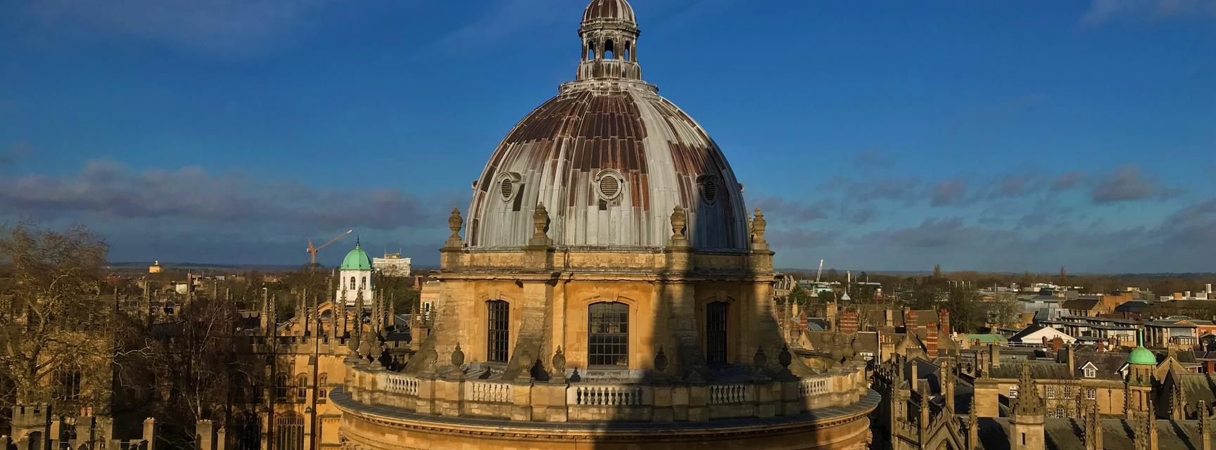 Photo of the Radcliffe Camera