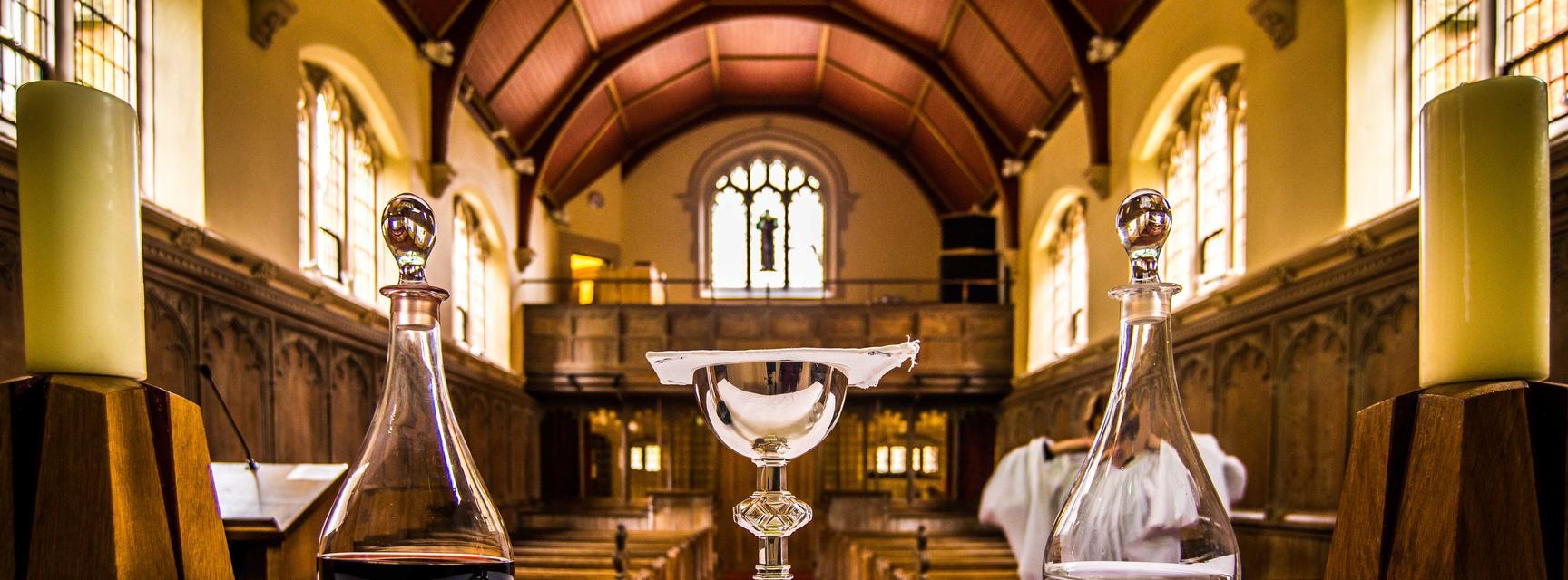 wycliffe chapel 74