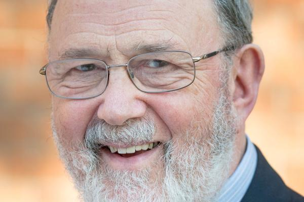Picture of NT Wright smiling