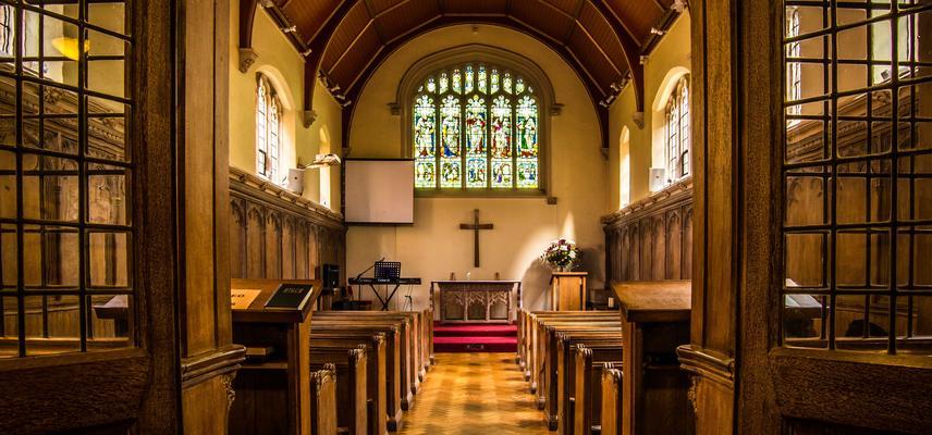Wycliffe Hall chapel